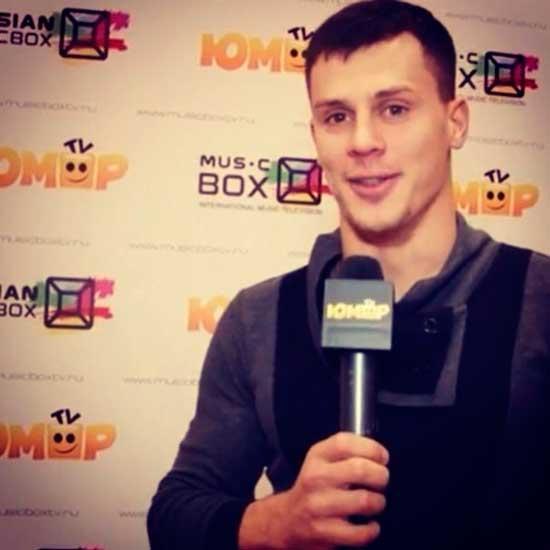 Иван Барзиков устраивается ведущим на канал Юмор ТВ