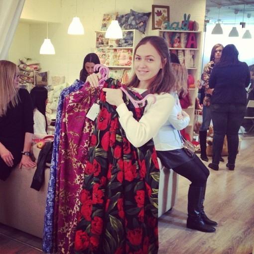 Новые фото Марии Адоевцевой (13.10.13)