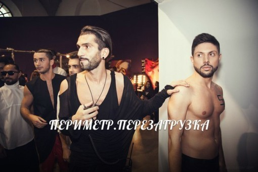 Александр Бовшик Ukraine Fashion Week 2013