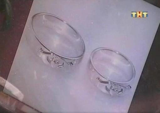 Кольца Саши и Алианы
