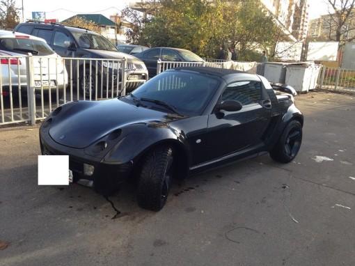 Влад Кадони продает автомобиль