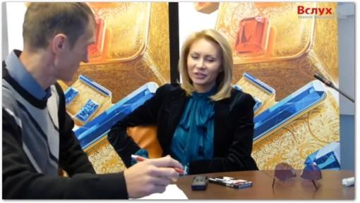 Видео дом 2: Интервью Элины Карякиной