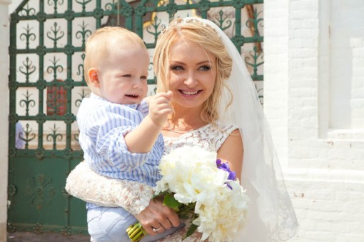 Венчание Даши и Сергея Пынзарь. Фото