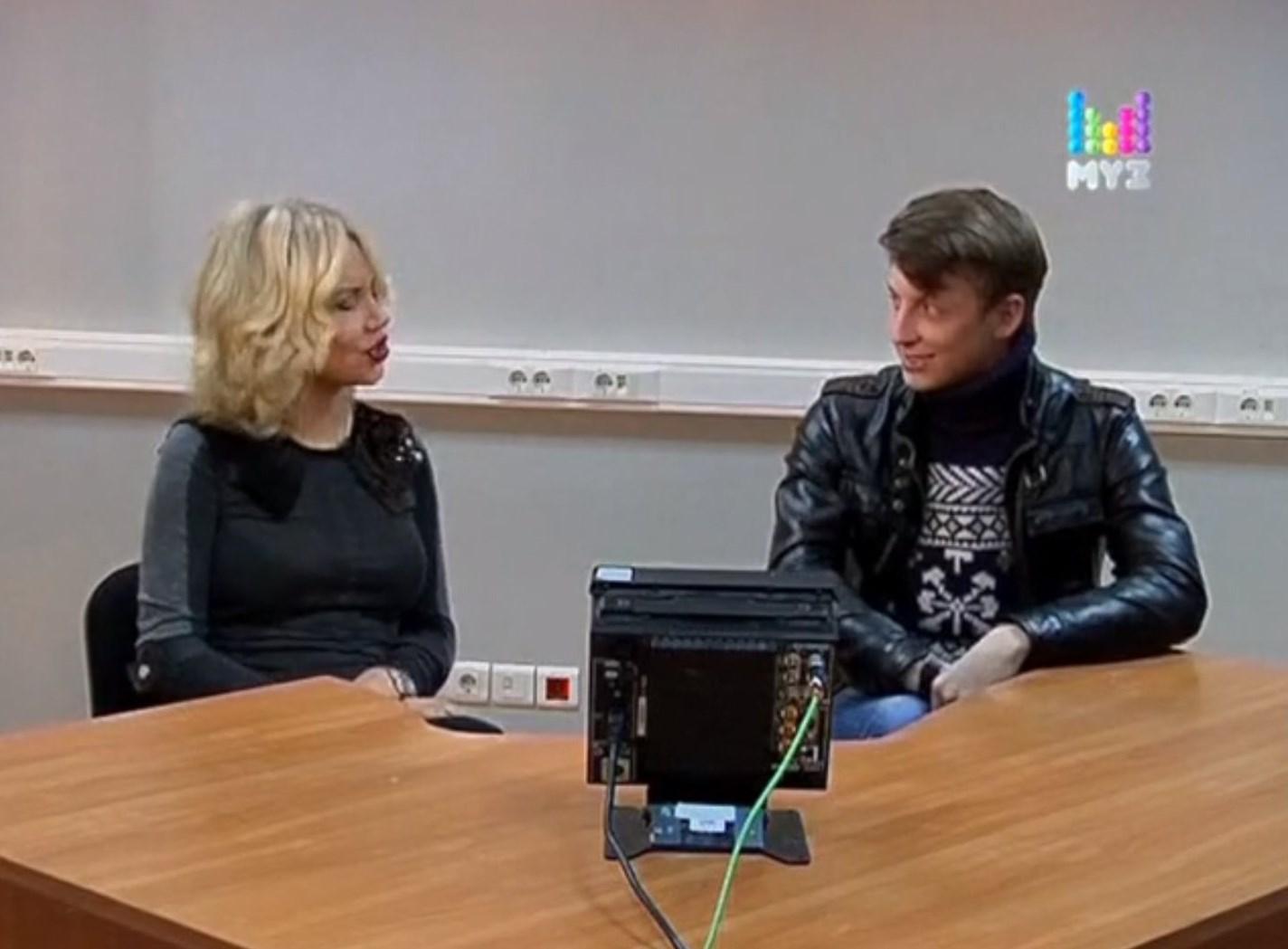 Видео: Евгений Руднев в программе Соблазны с Машей Малиновской
