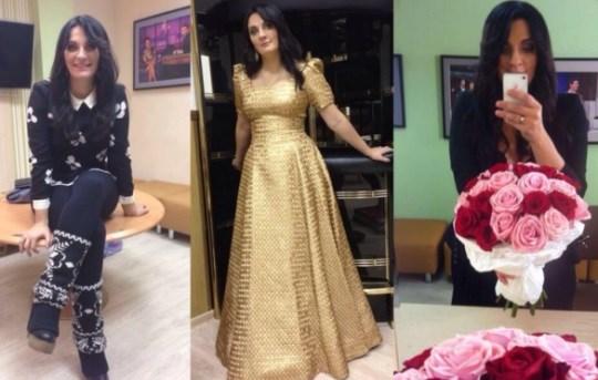 Елена Ваенга сильно похудела. Свежие фото певицы.