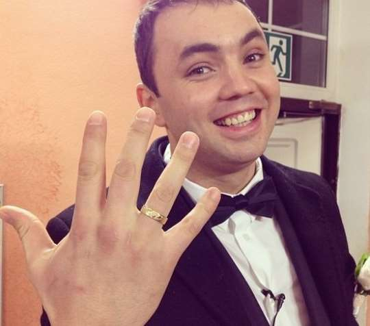 Свадьба Гобозова и Алианы состоялась 30.11.13. Фото, видео со свадьбы