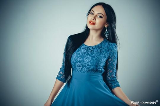 Татьяна Охулкова. Свежая фотосессия 28.01.14