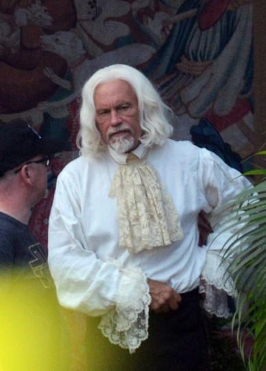 Джон Малкович сыграет пирата в сериале.