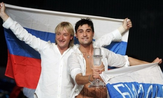 Билан поможет Плющенко.
