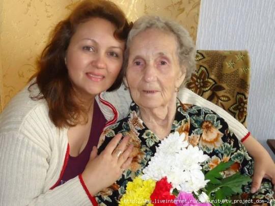 Бабушка Гобозова