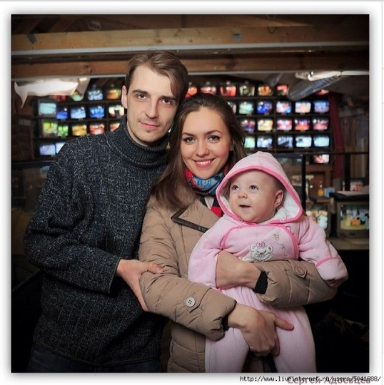 Свежие фото Адоевцевых (06.02.14)