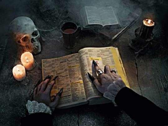 Элина Карякина «ведьма» не только в душе, но и по-настоящему?