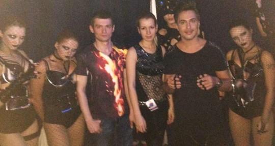 Екатерина Король - Мы на Big love show 2014 в Олимпийском