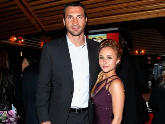 Владимир Кличко скоро женится на актрисе.