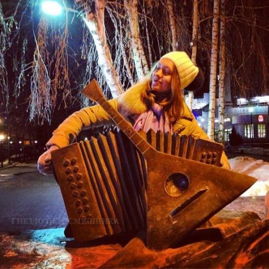 Маша Адоевцева: Мы в городе N