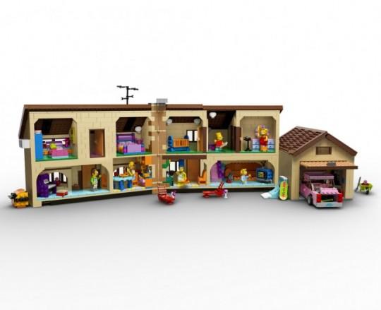 The-Simpsons-House-LEGO-5-650x529