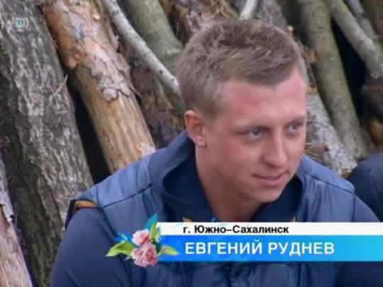 Женя Руднев пытался избить Рустама Калганова?!