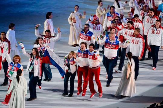 Зимние Олимпийские игры Сочи 2014. Мы лучшие!