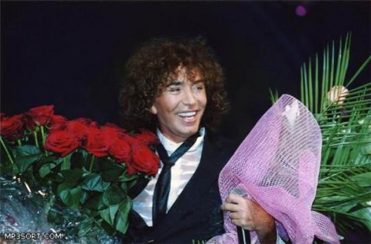 Валерий Леонтьев отмечает 65-летний юбилей.