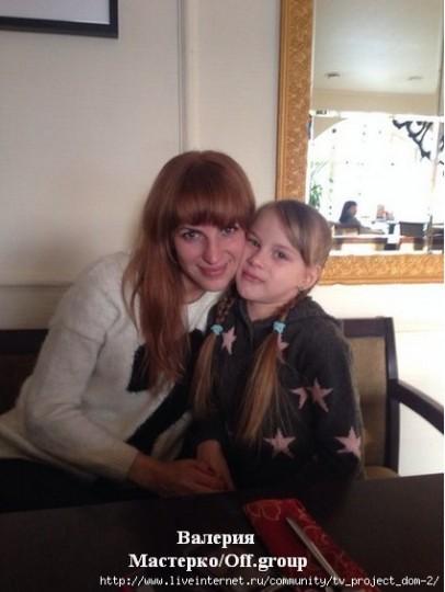 Дочка Саши Задойнова + Саша в молодости