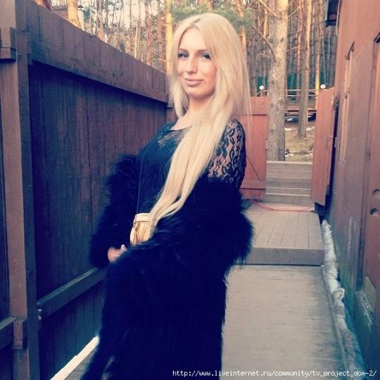 Анна Кудимова - Завоевание ВИП-дома продолжается.