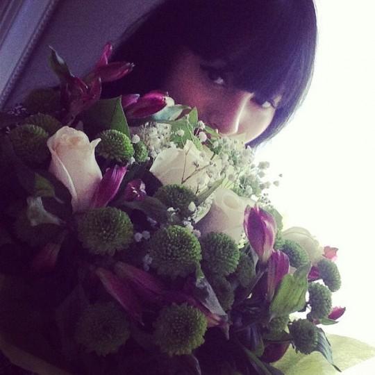 Нелли Ермолаева на 8 марта