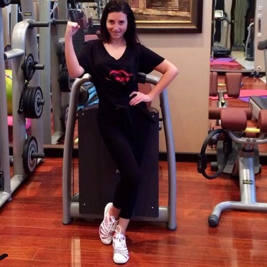 Певица Жасмин заметно похудела.
