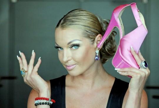 Анастасия Волочкова не против общения дочери с Бахтияром.