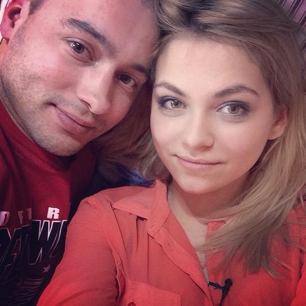 Аня Кручинина отвечает на вопросы (03.03.14)