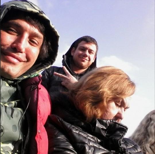 Рустам Солнцев - Мы... Свежие фото участников дом 2