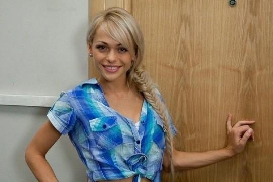 Анна Хилькевич откроет свой магазин трендовой одежды.