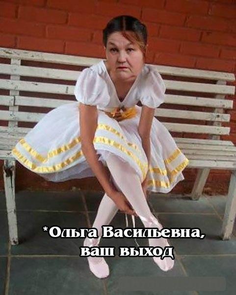 Ольга васильевна картинки смешные