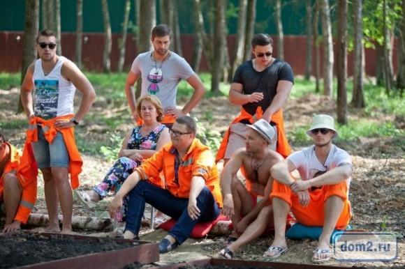 Фото дом 2. Бывшие участники и немного свежего с поляны 30.06.14