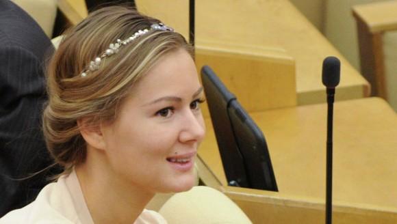 Мария Кожевникова в очередной раз сменила имидж