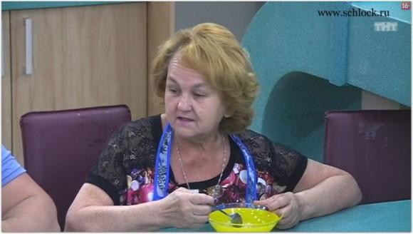 Ольга Васильевна рассказала всем о том, как Алиану…