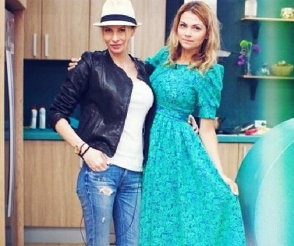 Элина Карякина завела себе ручную «зверУшку»