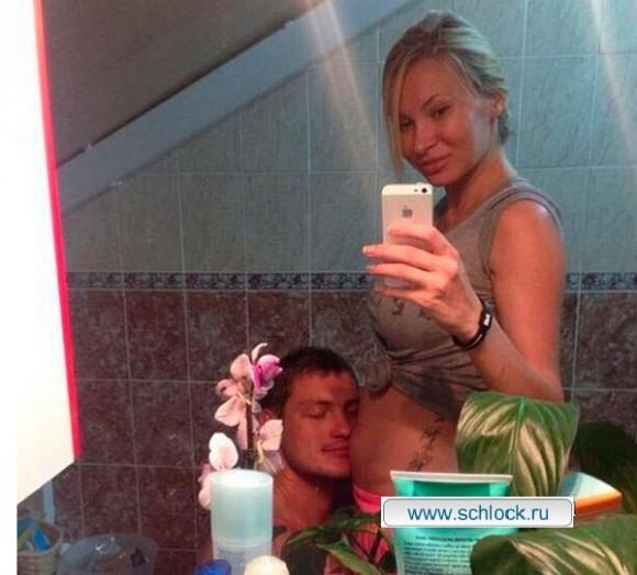 Александр Задойнов и Элина Карякина ждут девочку