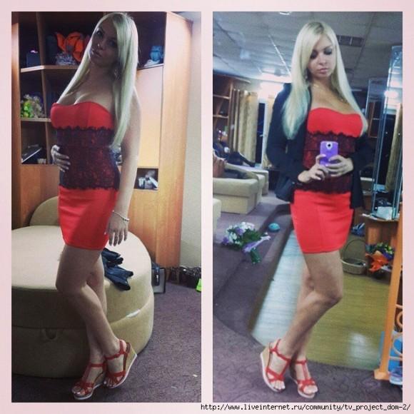 Мария бухун фото до и после похудения