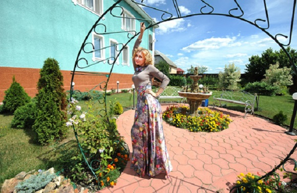 Ирина Александровна Агибалова против грабителей