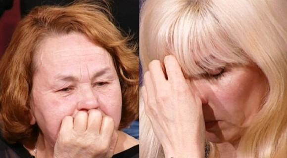 Светлана Михайловна и Ольга Васильевна поменялись ролями?!