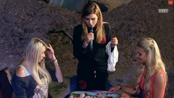 Ч.Г. 2014 на Дом 2! Третий тур – выступление Карякиной и Африкантовой + видео
