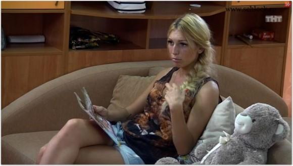 Почему Анна Кудимова заселилась с первым встречным?!