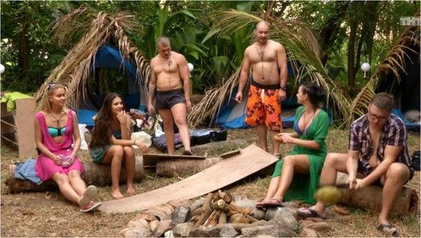Остров мариетта фото ними