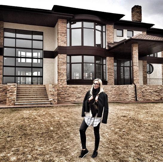 Домик Бузовой за 1,9 млн. долларов