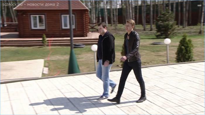 Мужской приход 08.05.15 – Егор и Владимир