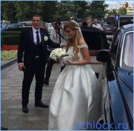 Свадьба Бородиной!