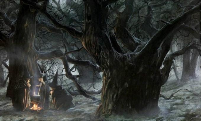 Сказка. Вальпургиева ночь