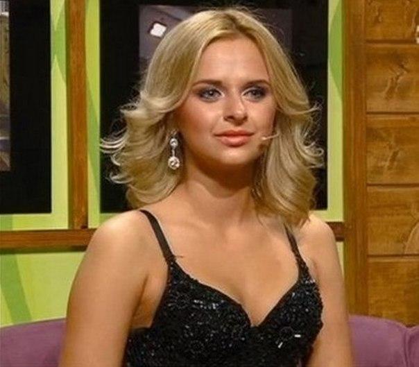 Блондинка Романец