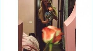 Водонаева воспитывает настоящего мужчину