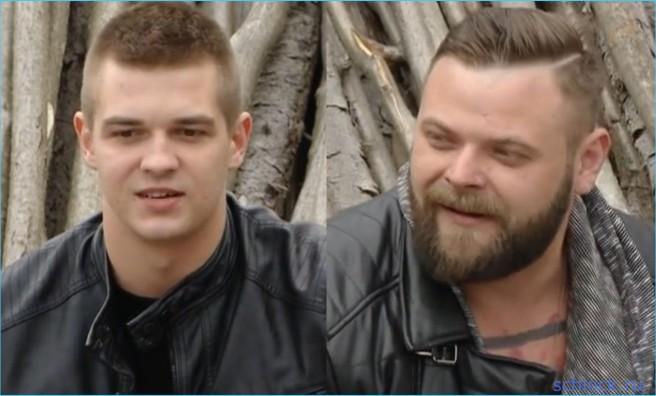 Мужской приход 29.04.16 – Сергей и Роман